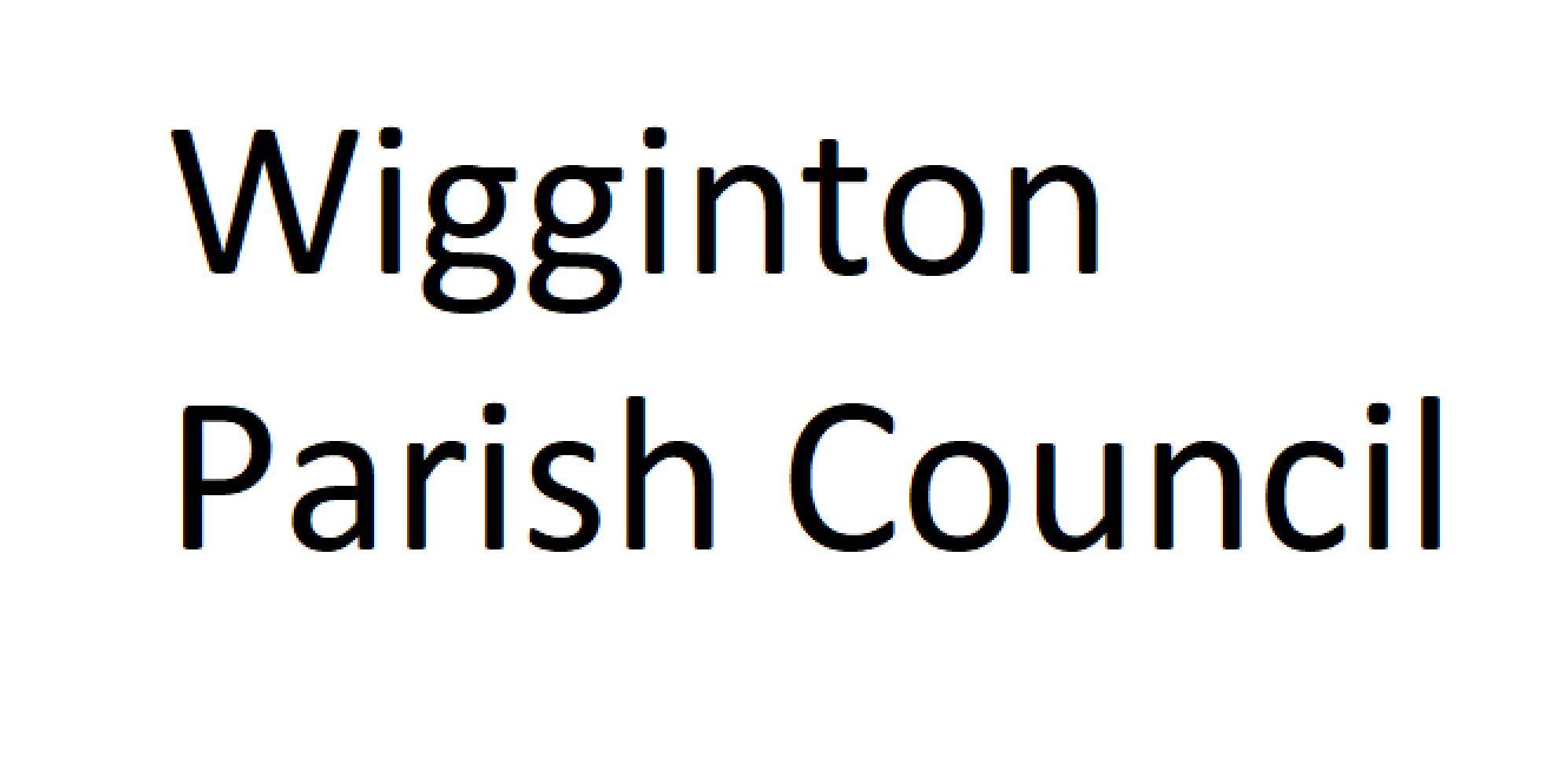 Wigginton Parish Council